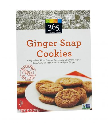 365 Everyday Value® Ginger Snap Cookies, 10 oz, 365 Everyday Value® _ Whole Foods Market
