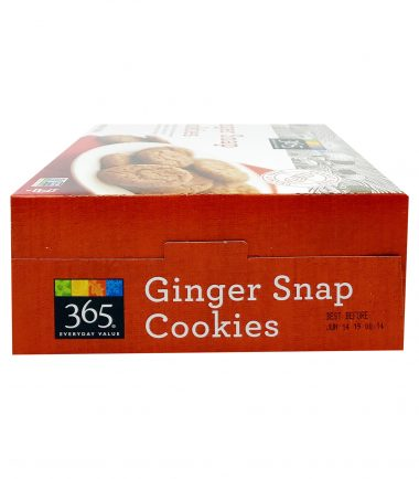 365 Everyday Value® Ginger Snap Cookies, 10 oz, 365 Everyday Value® _ Whole Foods Market 5